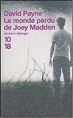 Couverture Le monde perdu de Joey Madden