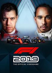 Jaquette F1 2019