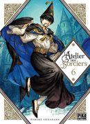 Couverture L'Atelier des sorciers, tome 6