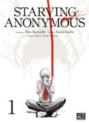Couverture Starving Anonymous