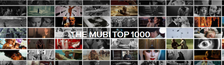 Cover THE MUBI TOP 1000