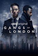 Affiche Gangs of London