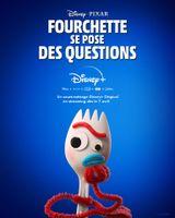 Affiche Fourchette se Pose des Questions