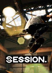 Jaquette Session : Skateboarding Sim Game