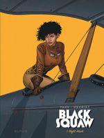 Couverture Night Hawk - Black Squaw, tome 1