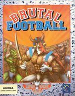 Jaquette Brutal Football