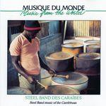 Pochette Steel Band des Caraïbes