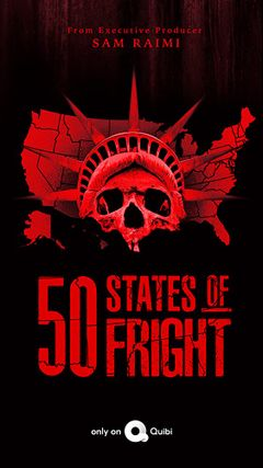Affiche 50 States Of Fright