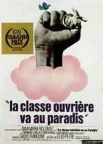 Affiche La Classe ouvrière va au paradis