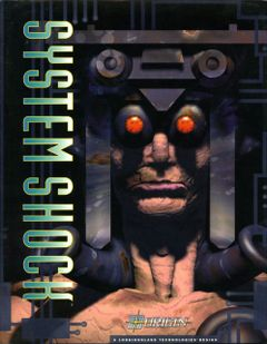 Jaquette System Shock