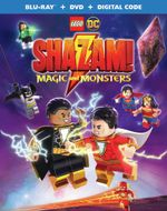 Affiche LEGO DC : Shazam! Magic and Monsters