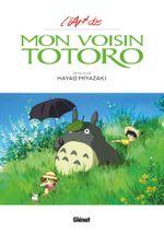 Couverture L'Art de Mon voisin Totoro