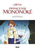 Couverture L'Art de Princess Mononoke