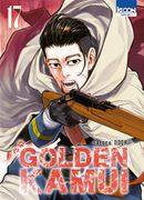 Couverture Golden Kamui, tome 17
