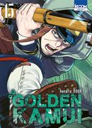 Couverture Golden Kamui, tome 15