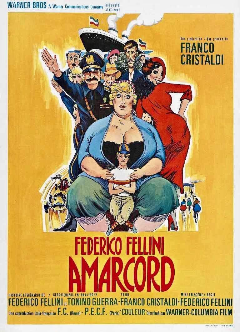 Votre dernier film visionné - Page 4 Amarcord