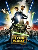 Affiche Star Wars : The Clone Wars