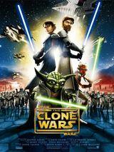 Affiche Star Wars : The Clone Wars