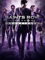 Jaquette Saints Row The Third Remastered