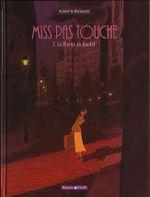 Couverture La Vierge du bordel - Miss pas touche, tome 1