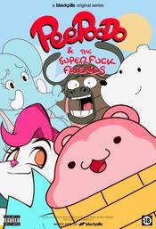 Affiche Peepoodo & The Super Fuck Friends