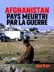 Affiche Afghanistan - Pays meurtri par la guerre