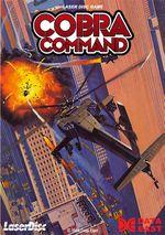 Jaquette Cobra Command