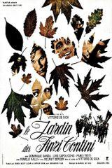 Affiche Le Jardin des Finzi-Contini