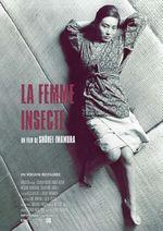 Affiche La Femme insecte