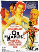 Affiche L'Or de Naples