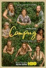 Affiche Camping (US)