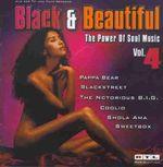 Pochette Black & Beautiful, Volume 4