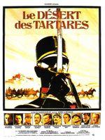 Affiche Le Désert des Tartares