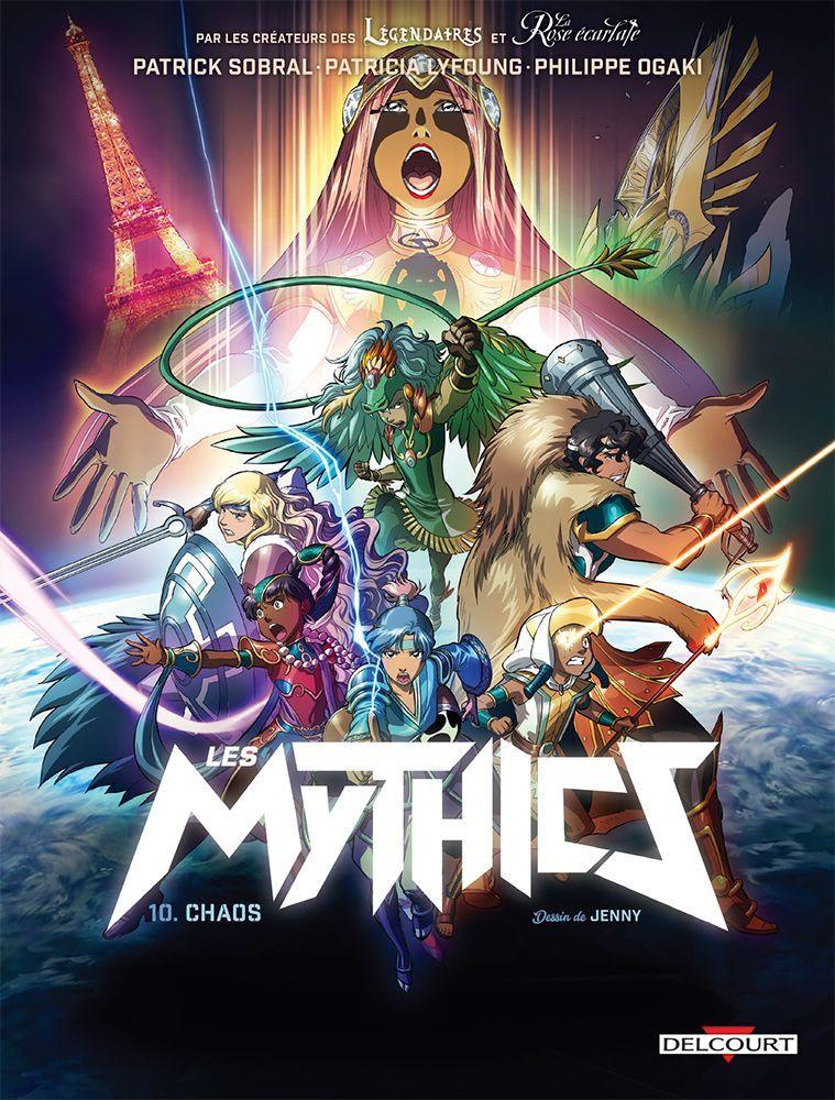 Chaos - Les Mythics, tome 10 - SensCritique