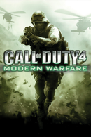 Jaquette Call of Duty 4 : Modern Warfare