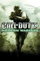 Jaquette Call of Duty 4 : Modern Warfare
