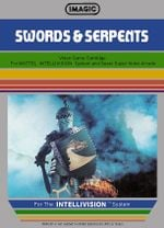 Jaquette Swords and Serpents