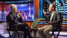 screenshots Stephen Colbert & Jon Stewart