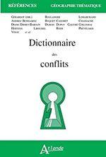 Couverture Dictionnaire des conflits