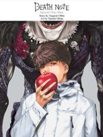 Couverture Death Note : One-Shot