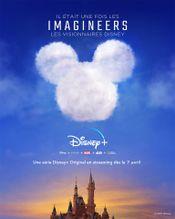 Affiche Il était une fois les Imagineers, les visionnaires de Disney