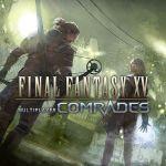 Jaquette Final Fantasy XV : Comrades