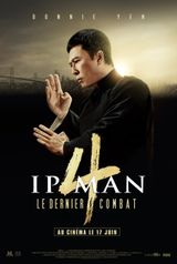 Affiche Ip Man 4 : Le dernier combat