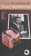 Pochette Le Cinéma De Serge Gainsbourg - Musiques De Films 1959-1990