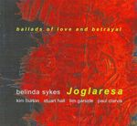 Pochette Ballads of Love and Betrayal: Sephardic Songs of the Mediterranean