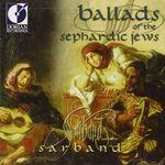 Pochette Ballads of the Sephardic Jews