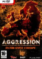 Jaquette Aggression : Reign over Europe