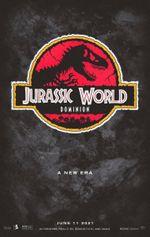 Affiche Jurassic World : Dominion