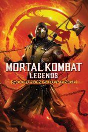 Affiche Mortal Kombat Legends : Scorpion's Revenge