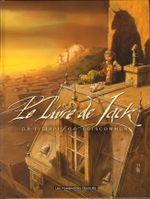 Couverture Le Livre de Jack - Les Livres de vie, tome 1